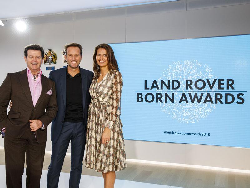 Partiti i Land Rover Born Awards