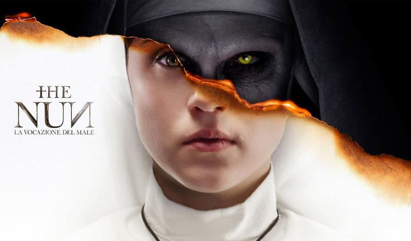 The Nun: un'ora e mezza di imperdibili jumpscare